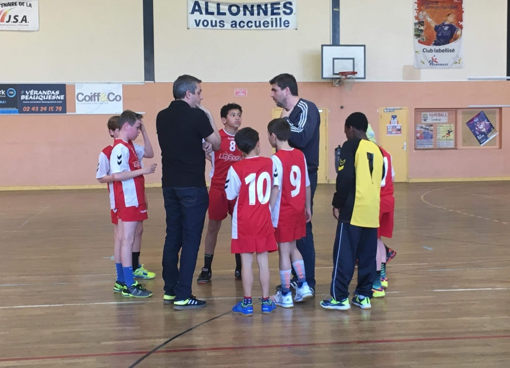 1/2 FINALE COUPE SARTHE
